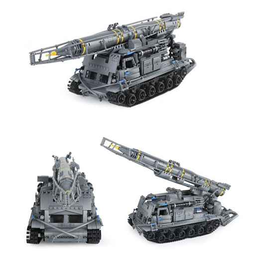 8A61 Missile Tank (R-11 Zemlya) - 1750 Pieces