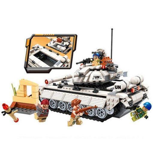 Leclerc Tank - 429 Pieces
