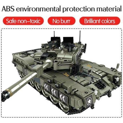 Leopard 2 Main Battle Tank - 1747 Pieces