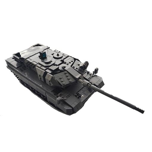 Leopard 2A6 German Main Battle Tank - 1426 Pieces