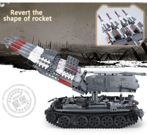 SA-3 Goa - 1753 Pieces