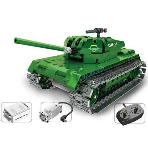 Type 99 (ZTZ99) Tank RC - 453 Pieces With Controller