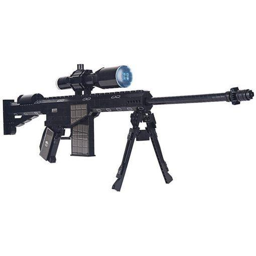 Barrett M107 Sniper Rifle - 527 Pieces