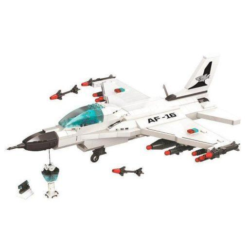 General Dynamics F-16 Fighting Falcon - 580 Pieces