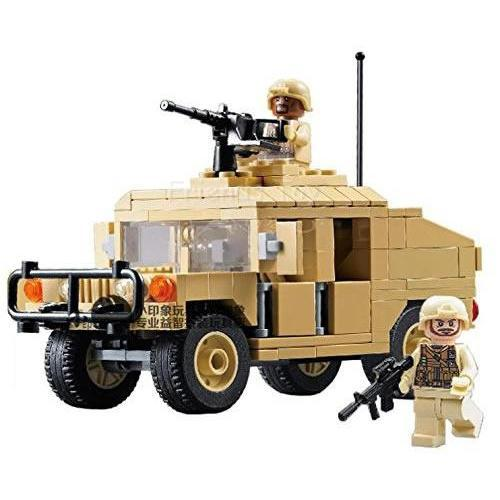 Military M1025 HMMWV Hummer - 235 Pieces