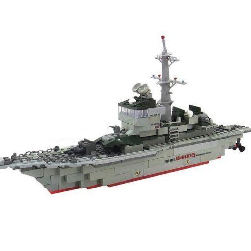 USS Navy Frigade Ship - 288 Pieces